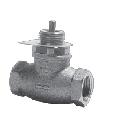 Broen: Клапан регулирующий Clorius двухходовой латунный односедельчатый L1S